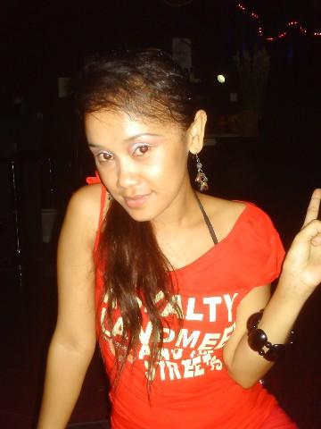 Bali Bar Girl