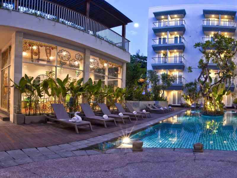 Best Budget Hotel Bali Kuta