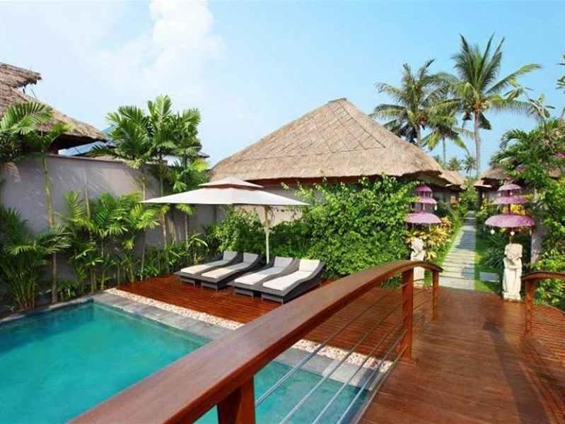 Indiana Kananga Luxury Villa Nusa Lembongan