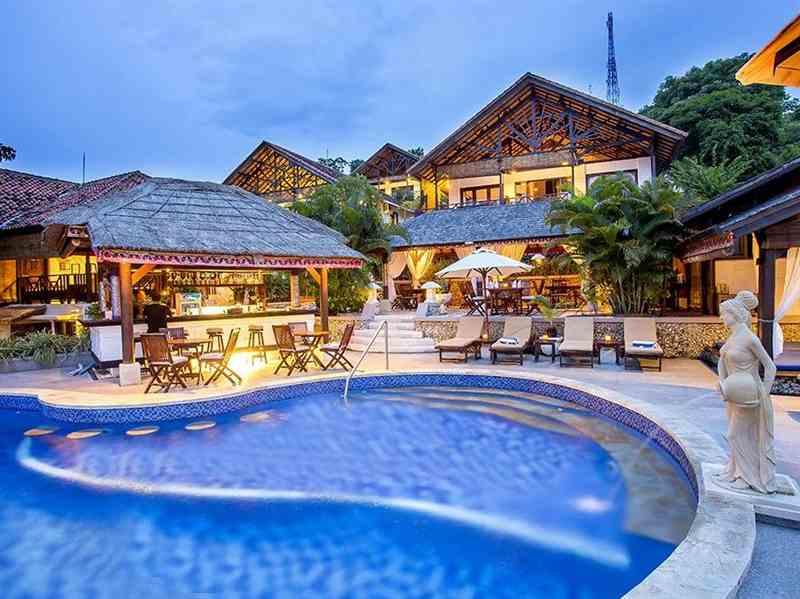 Hotels On Nusa Lembongan Bali
