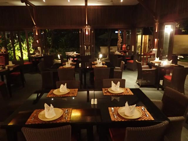 The Tao Bali Asian Restaurant Tanjung Benoa